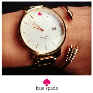 AUTHENTIC! kate♠️spade 'Gramercy Grand' 38mm watch